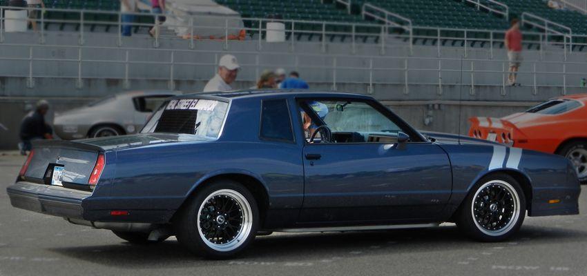 1978 1988 G Body Regal Monte Carlo Chassis Schwartz Performance Monte Carlo Chevrolet Monte Carlo