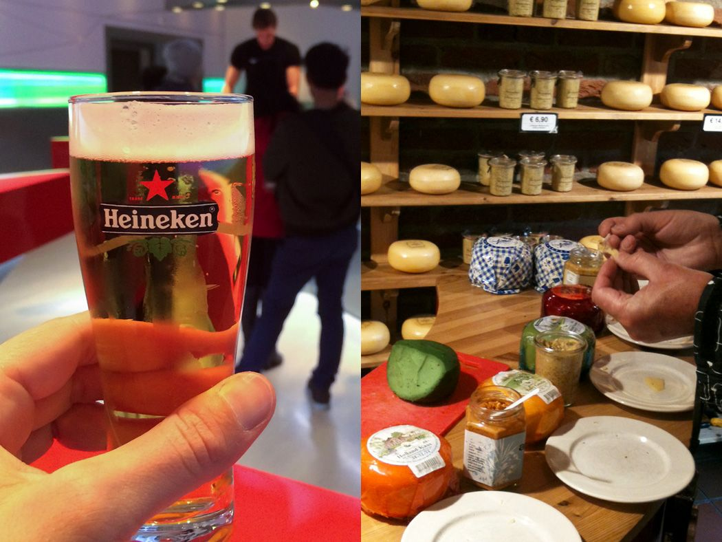 Food and drink in Amsterdam