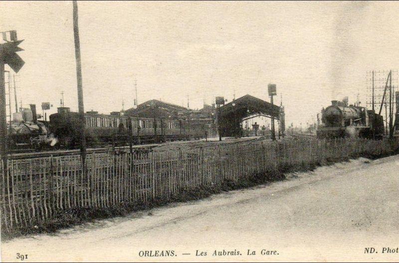 9 Orleans Les Aubrais La Gare A Fleury Les Aubrais Fleury