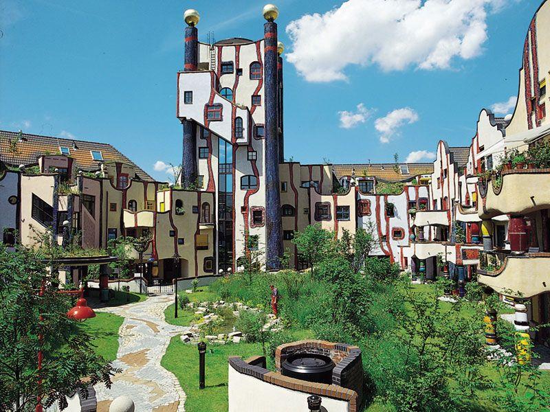 Luxury Hundertwasserhaus Plochingen Region Stuttgart