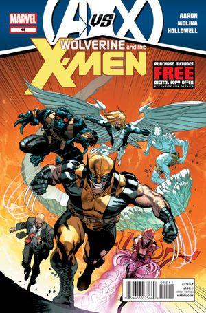Wolverine And The X Men Vol 1 15 Comics Comic Books Art Marvel Comics Art