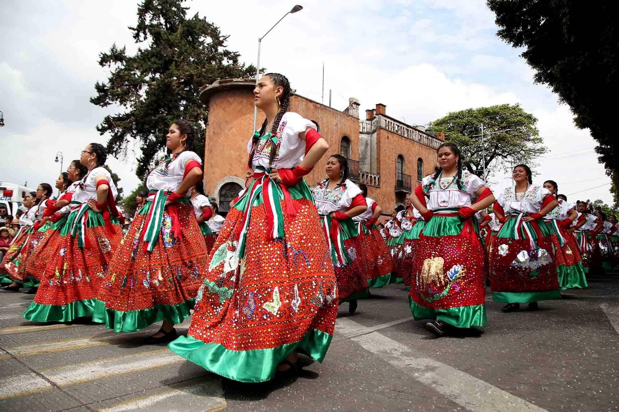 Desfile del 5 de Mayo de 2018 en Vivo | Desfiles, 5 de ...