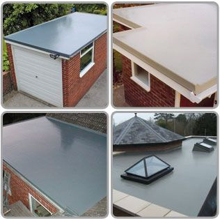Grp Flat Roofs Roofline Direct Flat Roof Grp Roofing Roof Cost