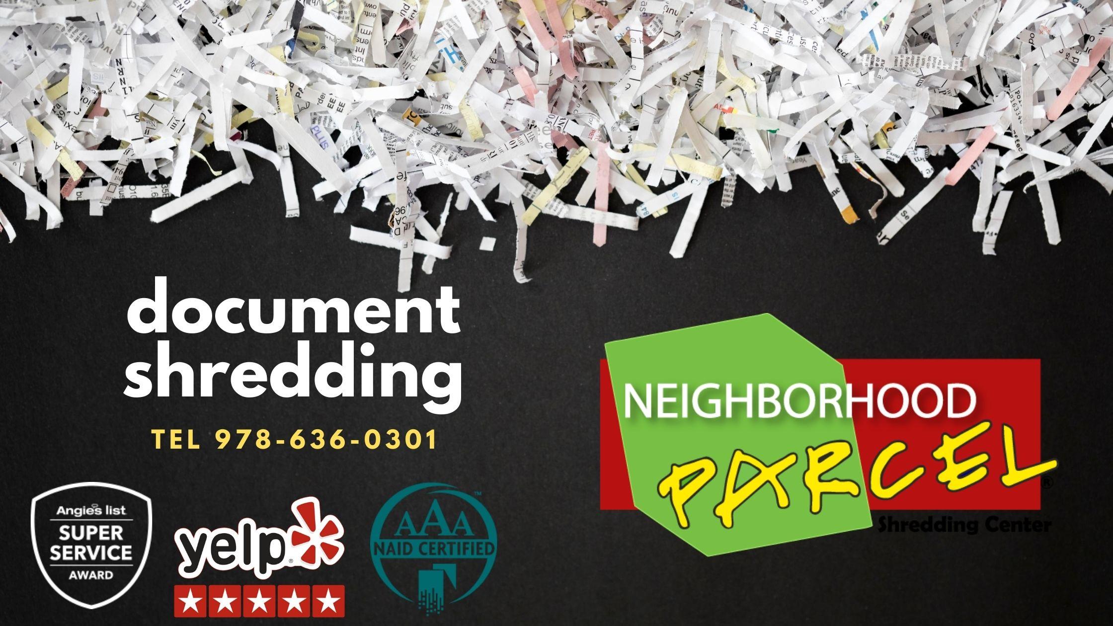 Residential shredding company boston business directory