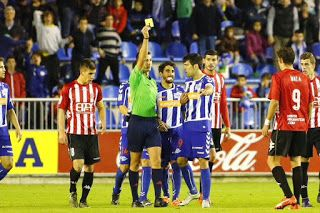 Alavés 1-0 Girona. Juli decide un partido duro http://bit.ly/1MJ6U5W