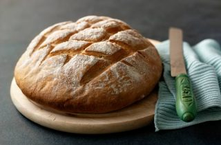 Paul Hollywood's Crusty Cob Loaf | Baking Recipes | GoodtoKnow