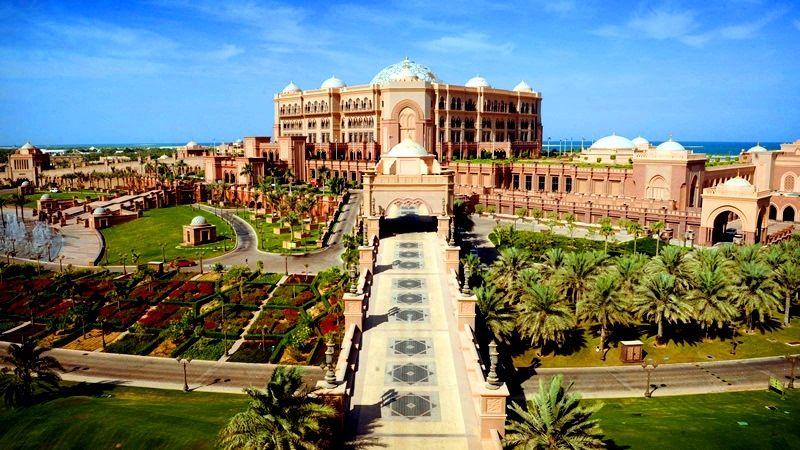 Image result for dubai ruler's palace | Dubai Ruler Palace
