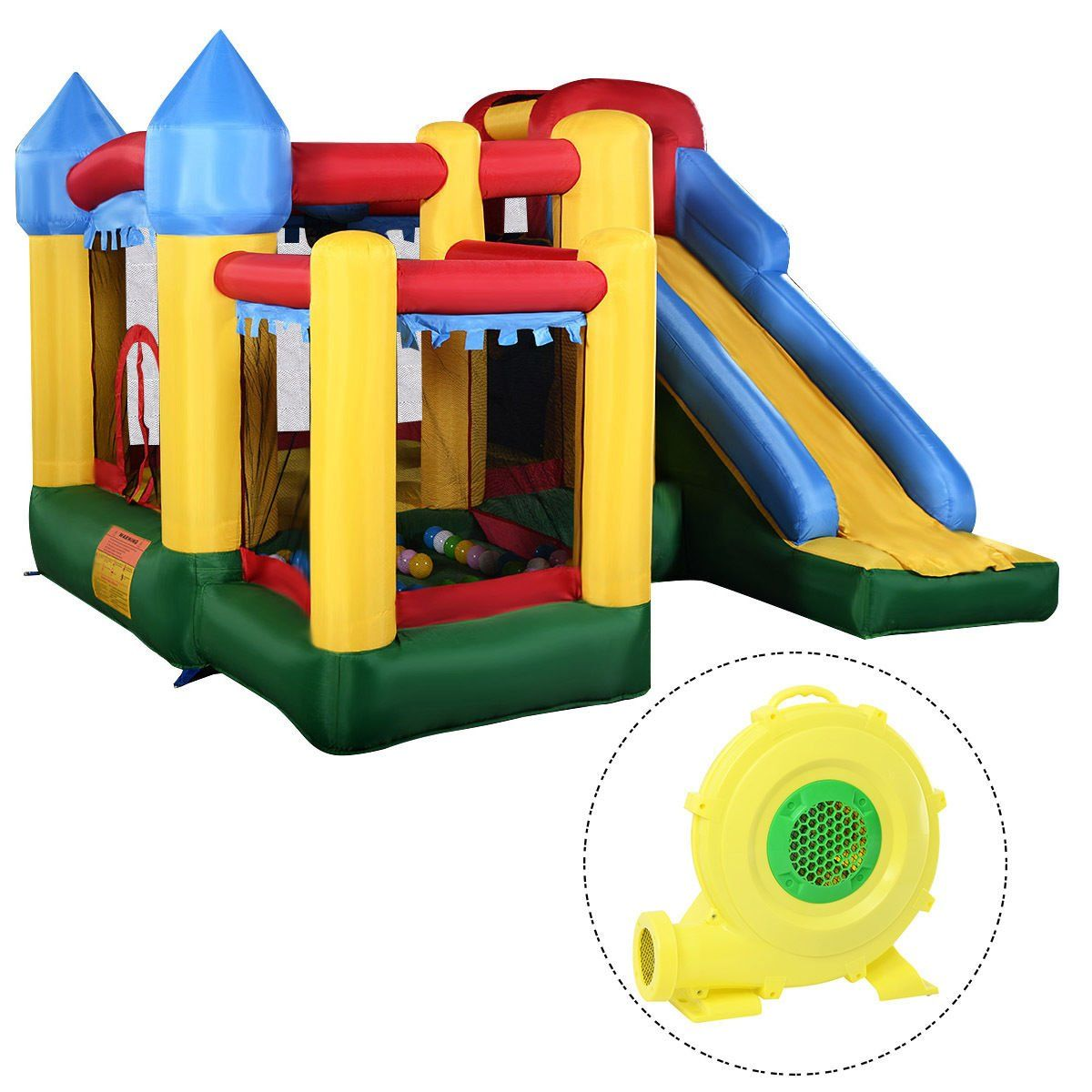 Pin On Inflatable Bouncers