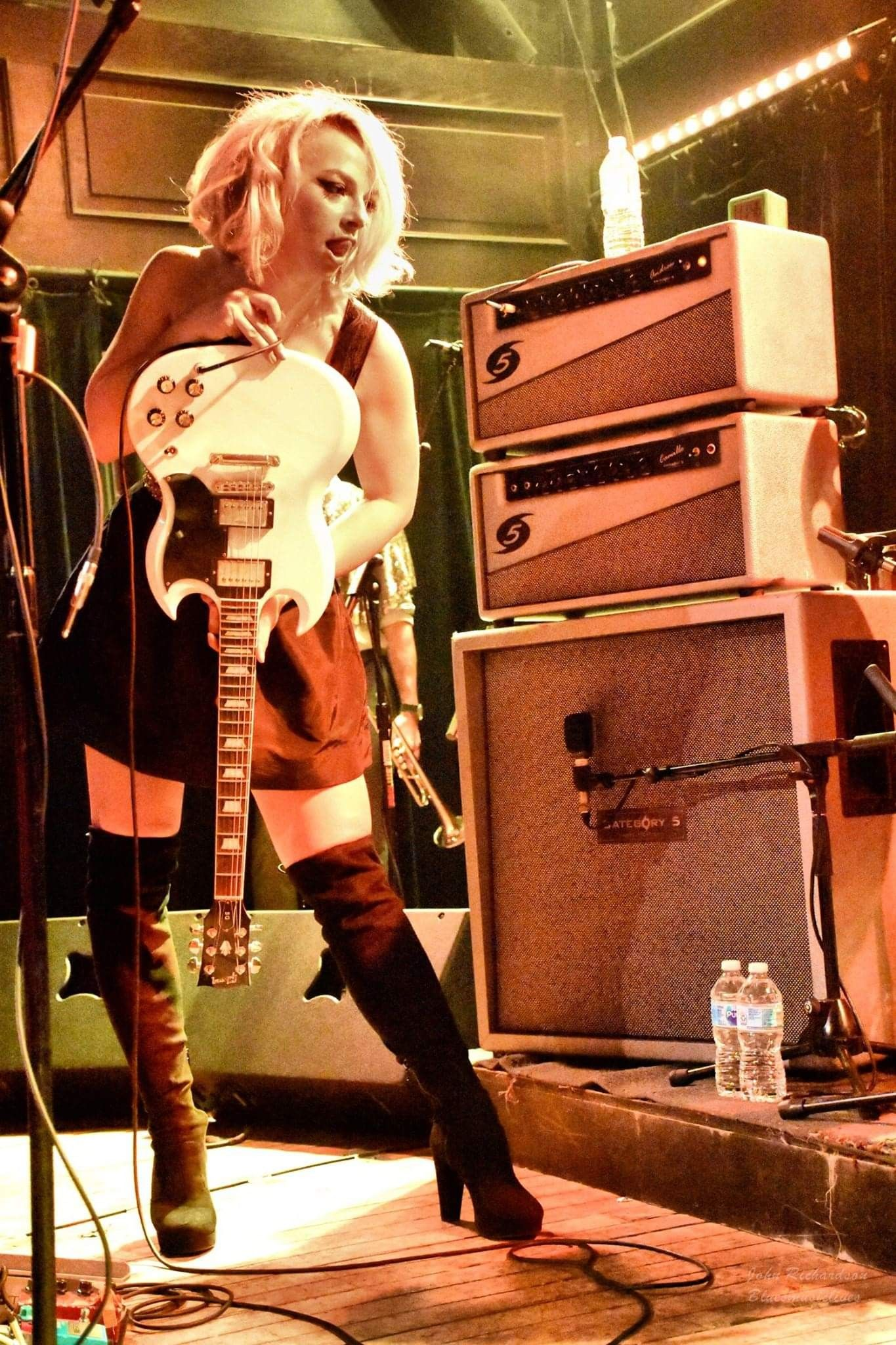 Pin by Larry Parker on Samantha Fish!! in 2019 Women of