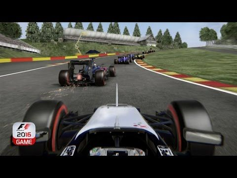 F1 2016 MOBILE CAMERA USA AND CANADA RACE iOS Gameplay Video