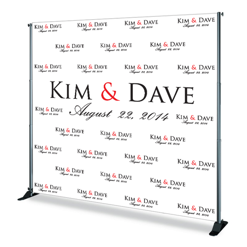 8 X 8 Step And Repeat 8 X 8 Step And Repeat Banner Same Day Shipping With Images Step And Repeat Wedding Banner Backdrop Denim And Diamonds