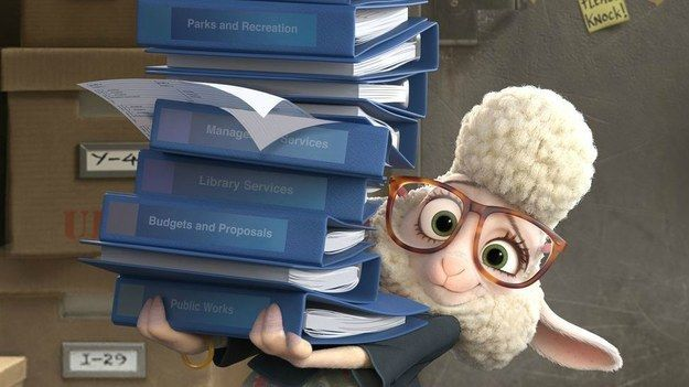 Are You More Judy Hopps Or Assistant Mayor Bellwether From Zootopia Zootopia Disney Villains Judy Hopps