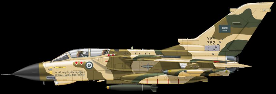 Resultado de imagen para avion tornado saudi