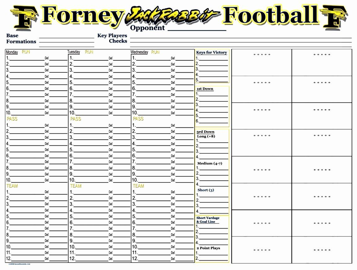 Football Practice Plan Template Excel Luxury 12 Youth Football Practice Plans Templates Byooy Schedule Template Basketball Practice Plans School Football