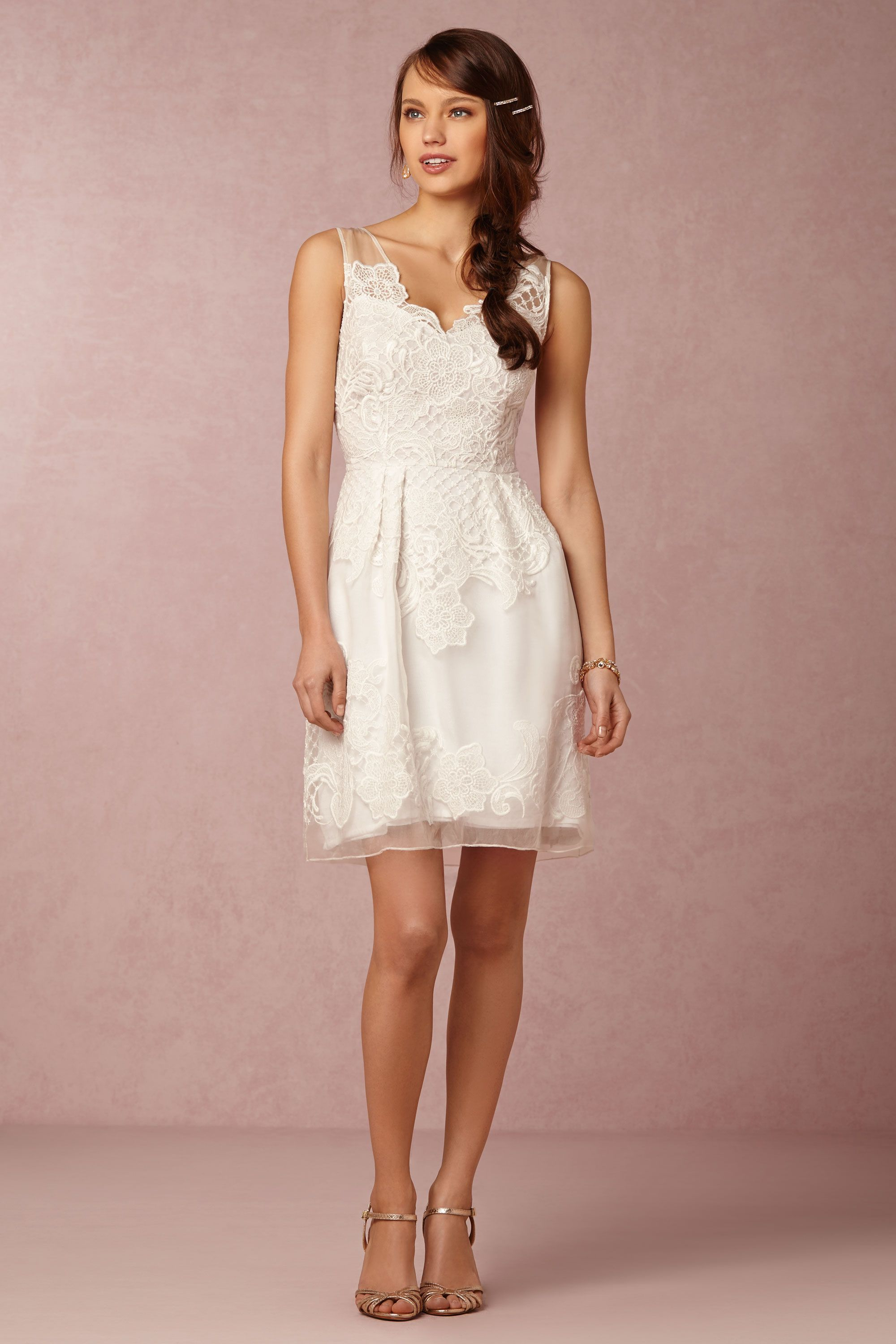 Possible bridal shower brunch dress. Or rehearsal dinner. | Fall for ...