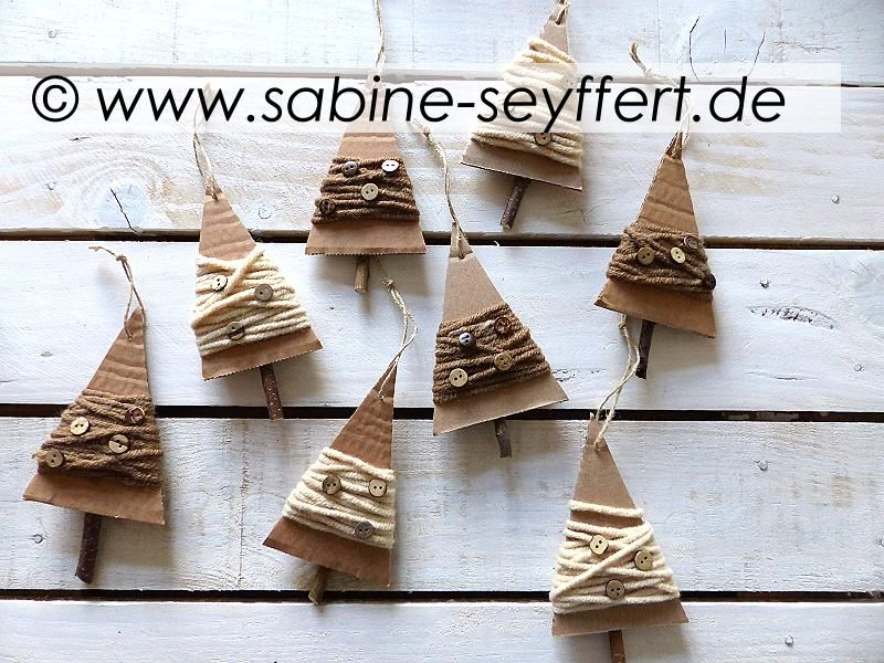 baum-aus-weihnachtsbuch-4   Recycled ✂ Art and Craft for Kids ...