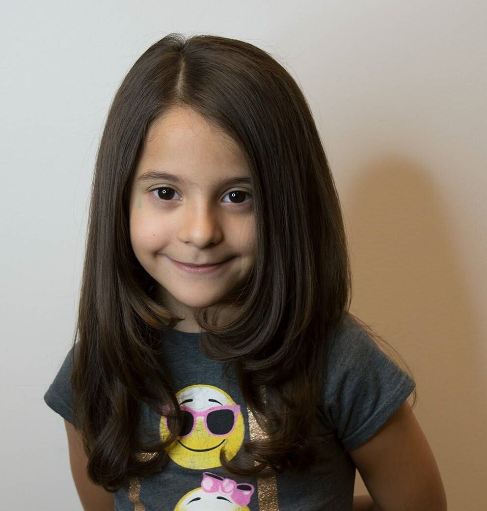 55 Adorable Ways of Styling Little Girl Haircuts