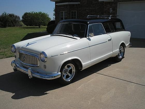 1960 Rambler American For Sale Lawton Oklahoma Station Wagon