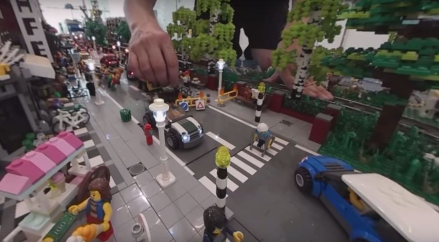 Where It's Made: Visit the LEGO Factory in 360° LEGO House, LEGO's ...