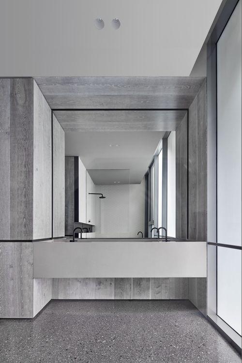 Australian interior design awards b a t h r o o m - Graues badezimmer ...