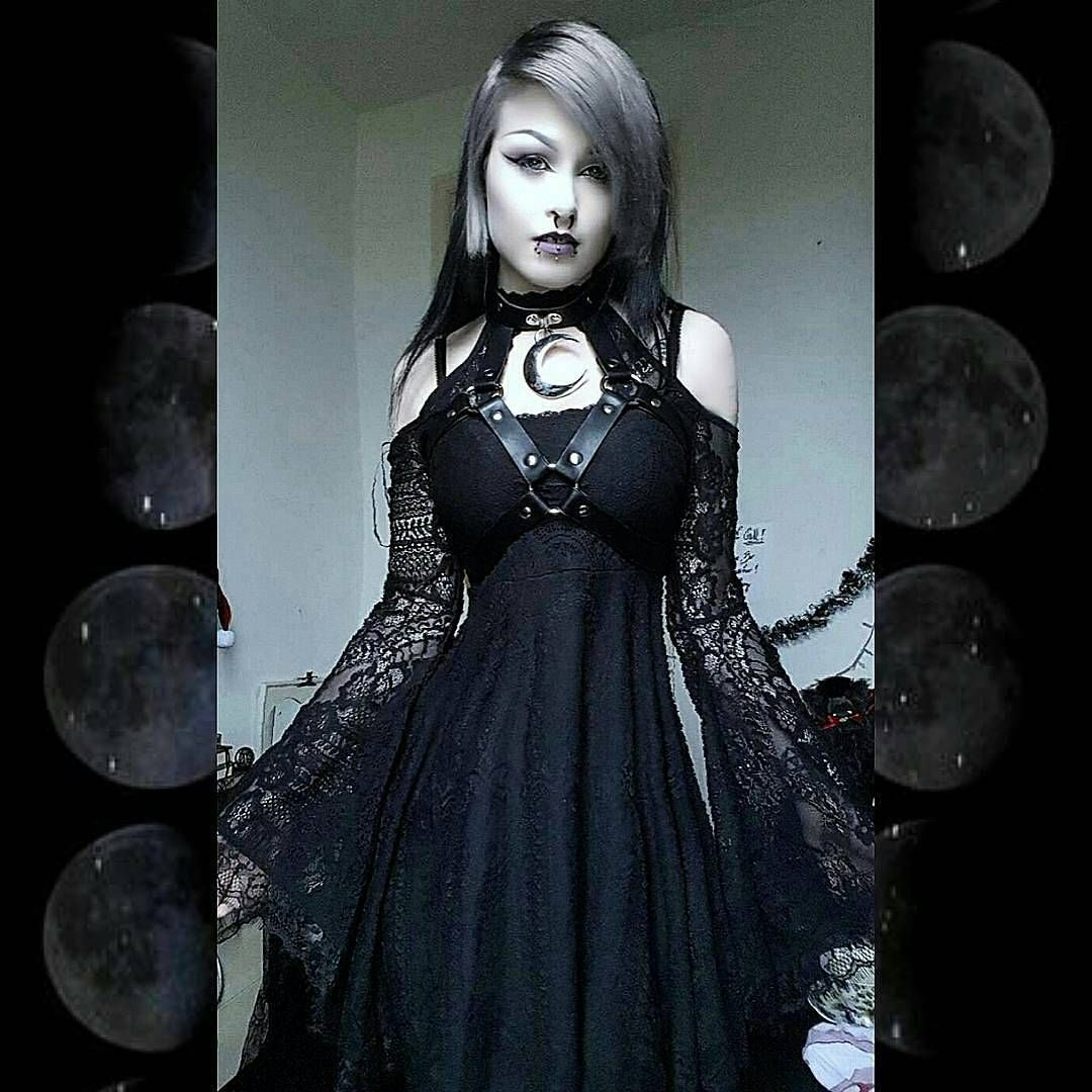 1,725 Likes, 4 Comments - Metal, Goth & Alt Girls ...