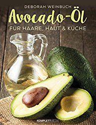 4 Rezepte für reichhaltige Haarpflege mit Avocadokernen