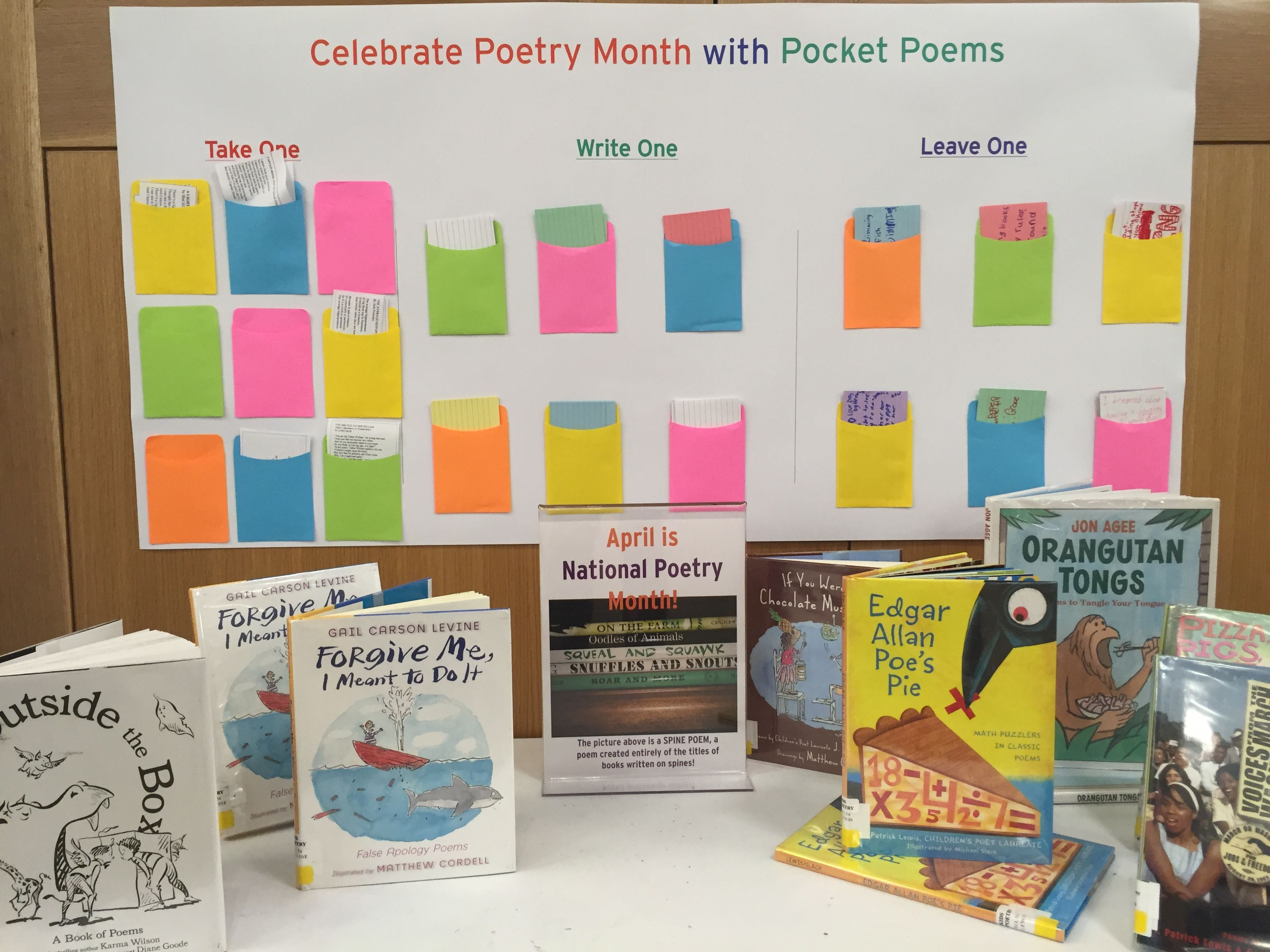 Poetry Month Wrap Up Illustrated Alsc Blog Poetry Month Poetry National Poetry Month