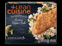 Lemon Pepper Fish