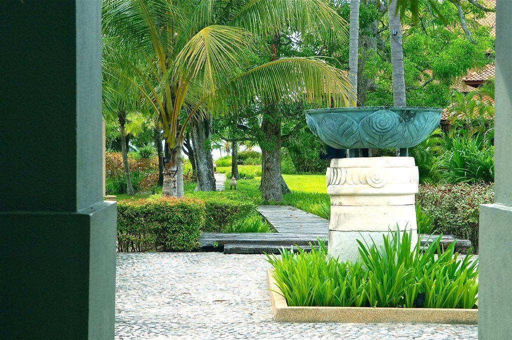 Bensley Design Studio Tropical garden design, Landscape