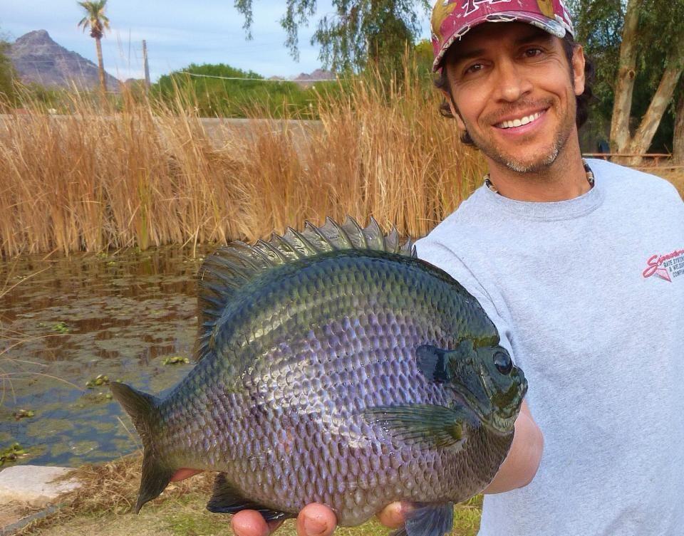 Ladies and gentlemen kevin finley of phoenix arizona for Fishing in phoenix arizona