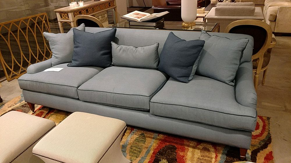 Luxury comfort on sale! @HenredonFurniture floor sample ...