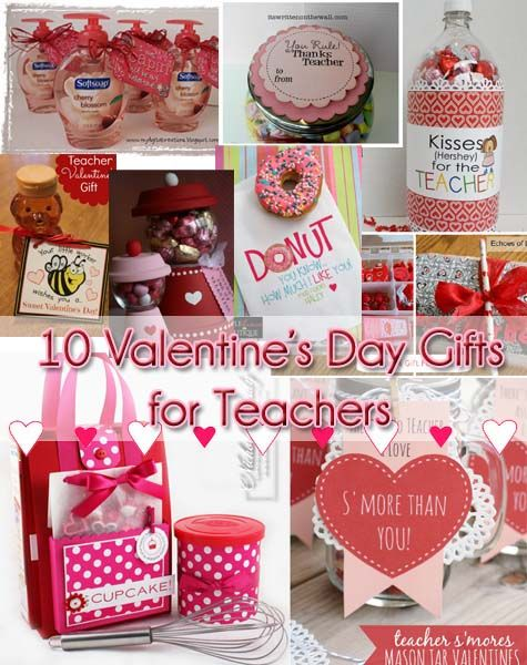 Valentine\'s Day Gifts for Teachers | Teacher, Gift and Holidays