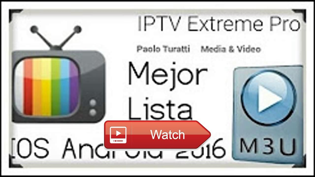 IPTV extreme mu player daily update playlist link download