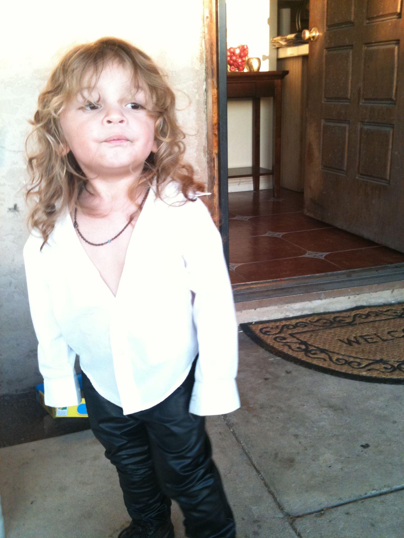 Halloween Jim Morrison Costume Kiddos Jim Morrison Baby