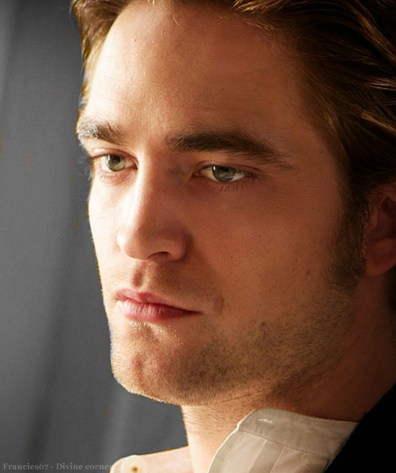 Bel Ami-great closeup, he's so beautiful!!
