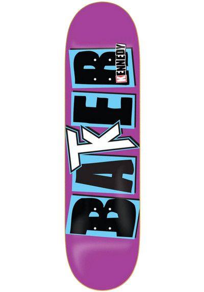 Terry Kennedy Kennedy Icon #TerryKennedy #BakerSkateboards #skateboard #skateboarding #skate #sk8 #titus