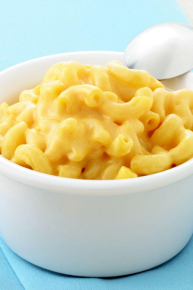 Creamy macaroni and cheese slow cooker recipe macarrones
