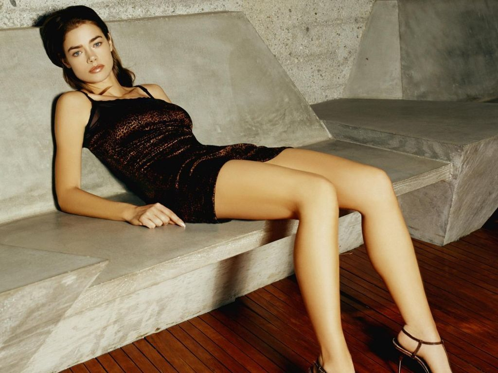 Denise Richards, actress (Wild Things)   Oh, You Pretty ...