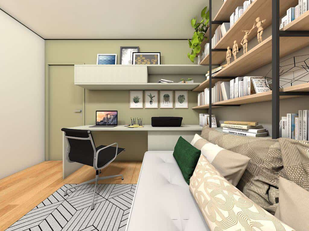 incredible home office design 2020 color and style choices on home office color trends id=97245