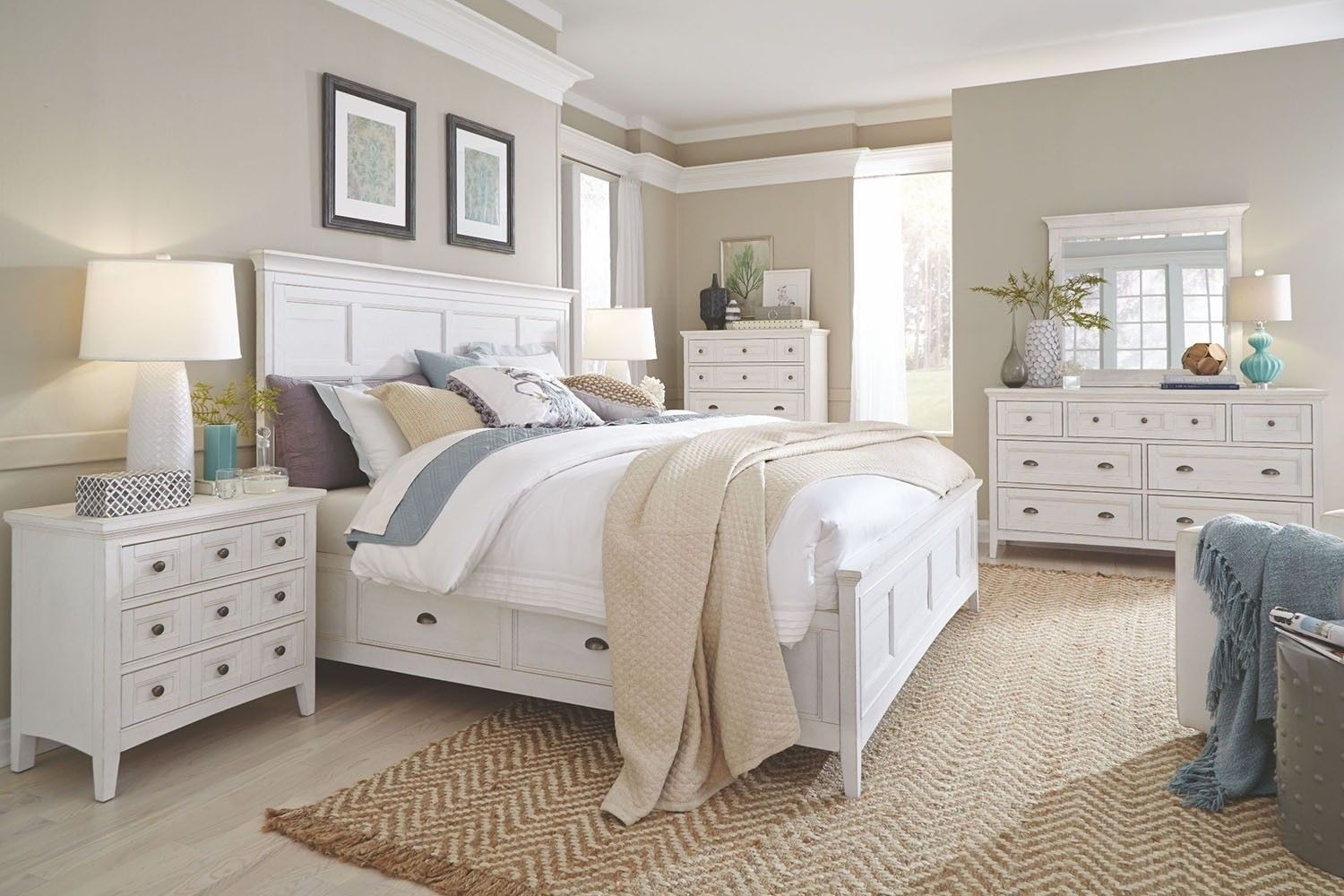 Elegant King Bedroom Sets