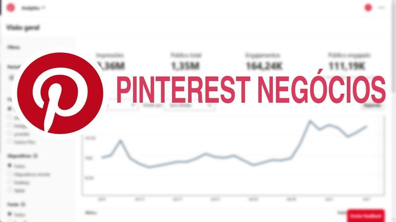 Como Converter Para O Pinterest Negocios Mensagens Youtube E Voce Me Completa