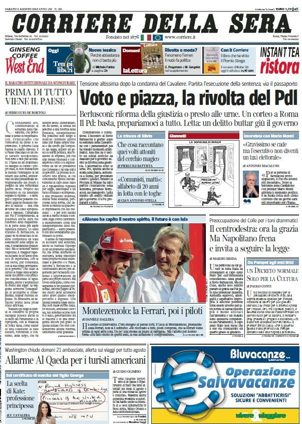 Corriere Sera Pdf