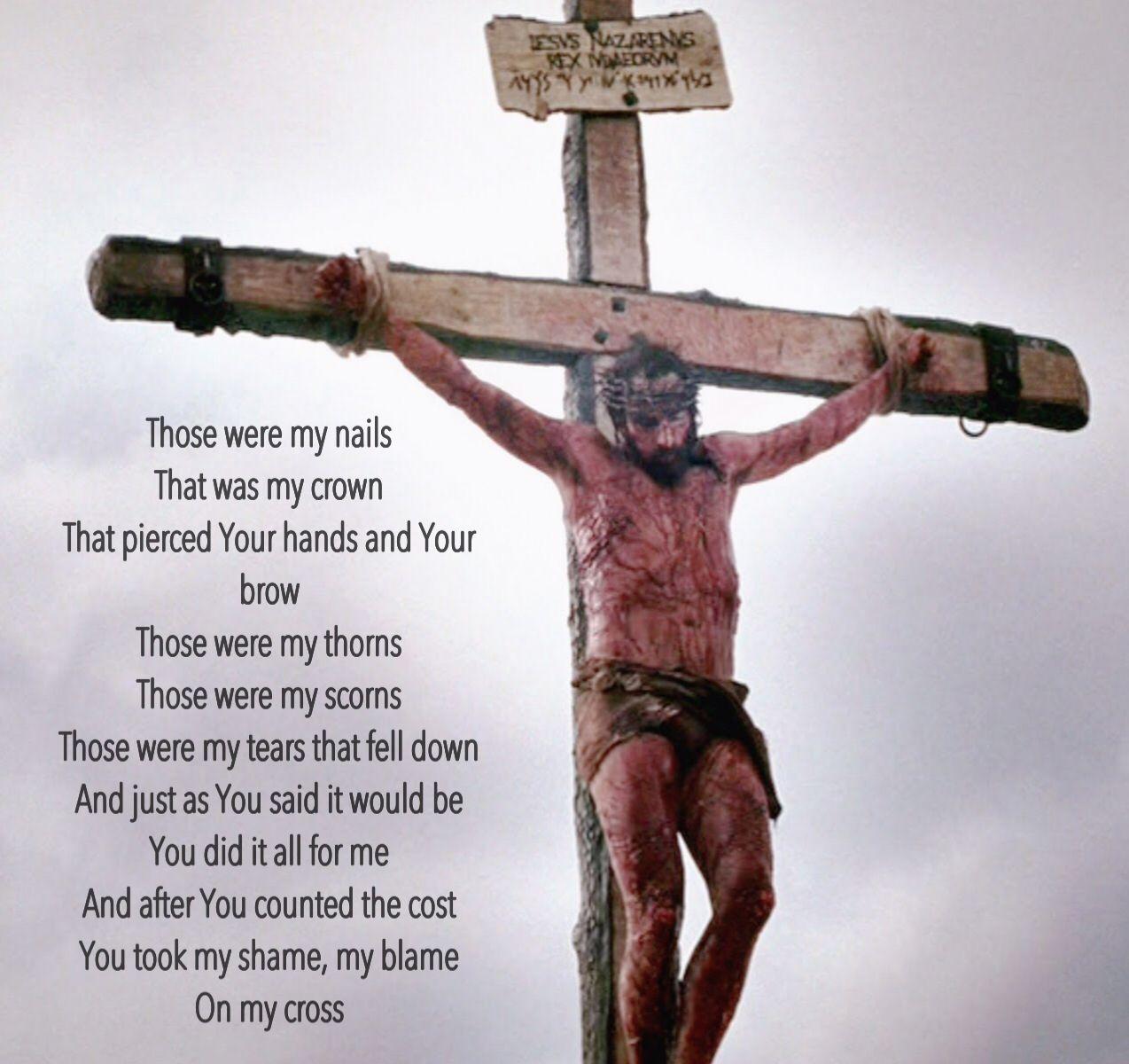 Pin On Get Jesus Hd wallpaper jesus on cross passion