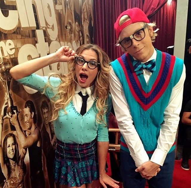 TEAM TROUBLE the nerds Riker and Allison