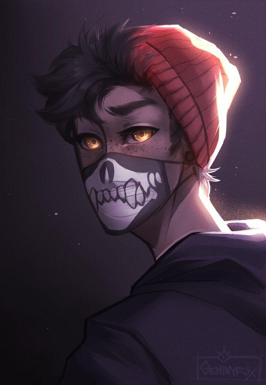 Skull Anime