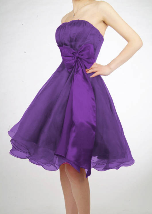 Grey Suits Cadburys Purple Bridesmaids And An Ivory