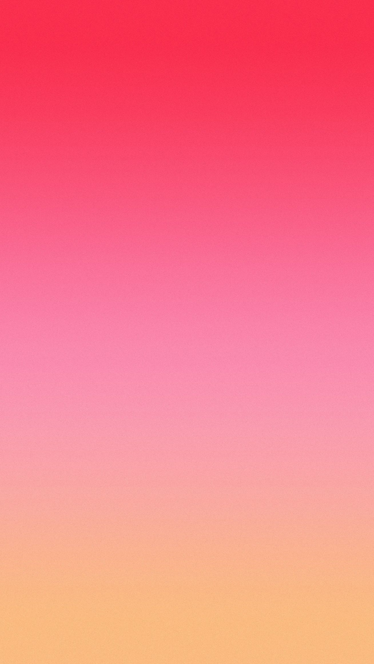 Beautiful Pink Orange Gradient Background Iphone Wallpaper