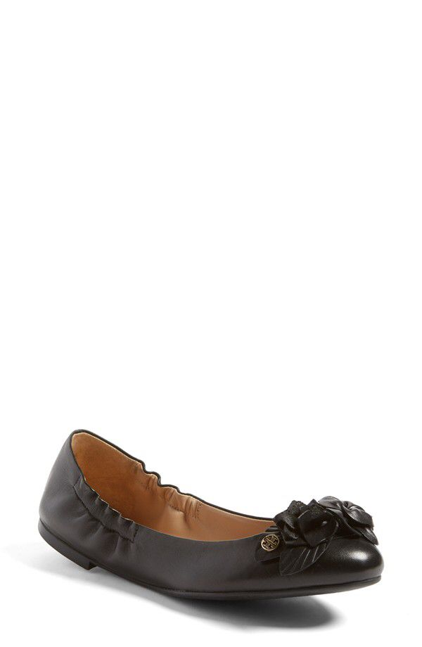 04d318cab Tory Burch Tory Burch  Blossom  Ballet Flat (Women) available at  Nordstrom