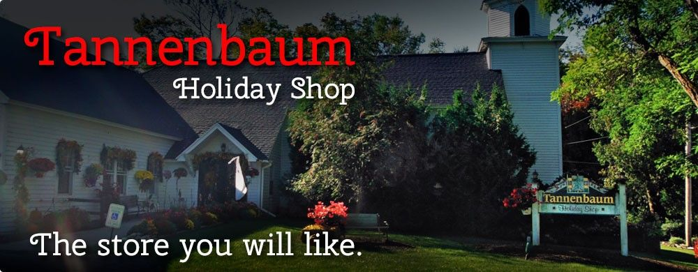 Door county & Tannenbaum Holiday Shop: Premier Gifts u0026 Collectibles For All ...