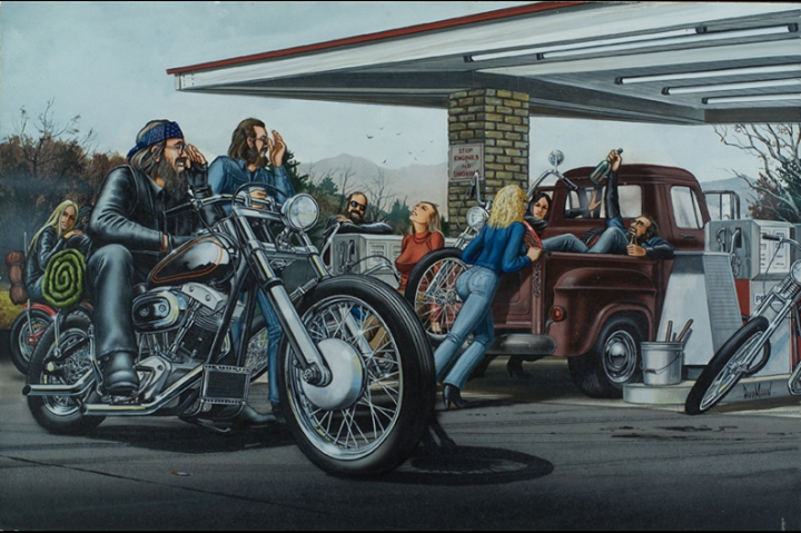 DAVID MANN PICTURE OF THE DAY